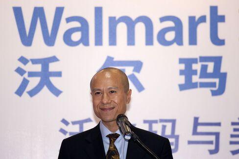 Wal-Mart China Former President and CEO Ed Chan