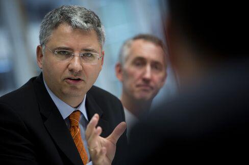 Roche Holding AG CEO Severin Schwan