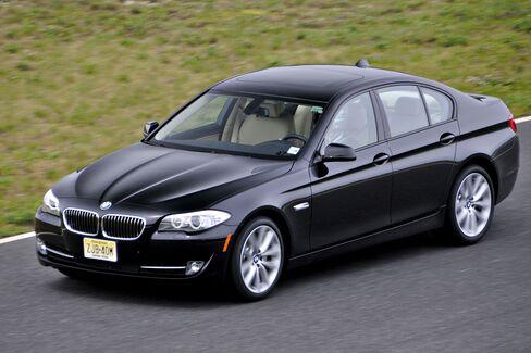 2011 BMW 550i