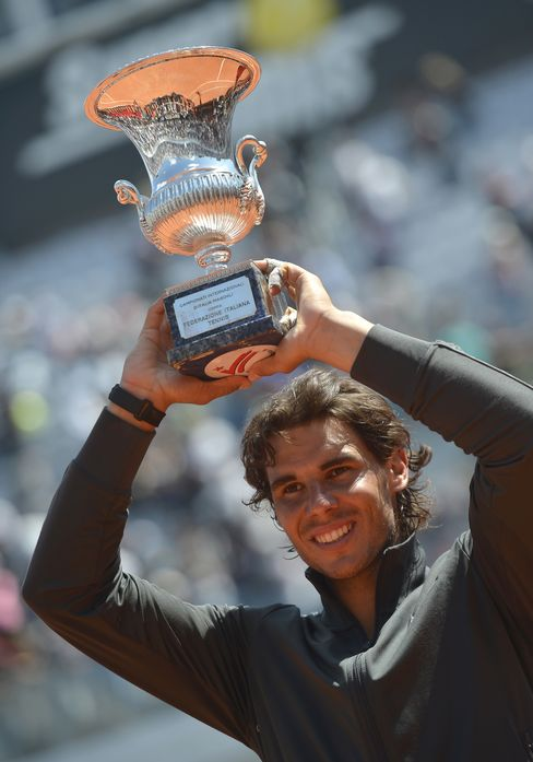 Nadal Defeats Djokovic to Move Back to No. 2 in Tennis Rankings