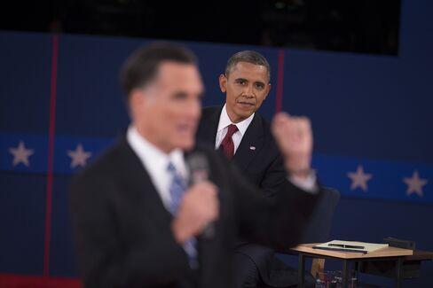 Obama Won Second Presidential Debate, 46 Percent Say in CNN Poll