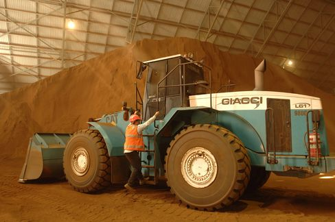China Failed Mining Deals Top $45 Billion on Hanlong Bungle