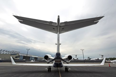 Berkshire's NetJets Updates Fleet With Plane Orders After Glut
