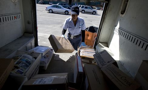 U.S. Postal Service Plans to End Saturday Mail Deliveries