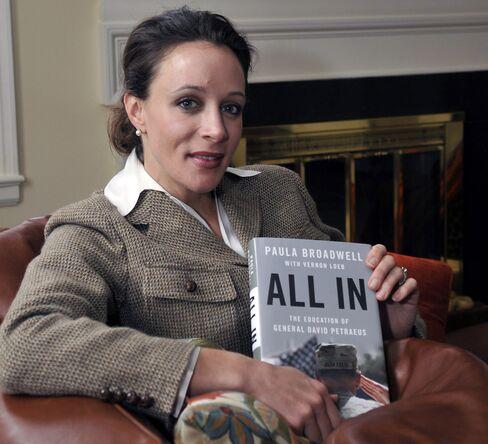 Author Paula Broadwell