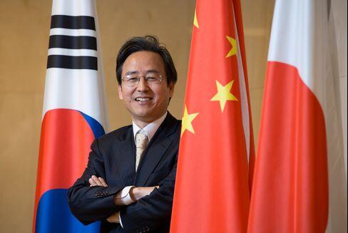 Trilateral Cooperation Secretariat's Shin Bong Kil