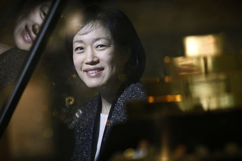 The Bank of Korea's Suh Young Kyung
