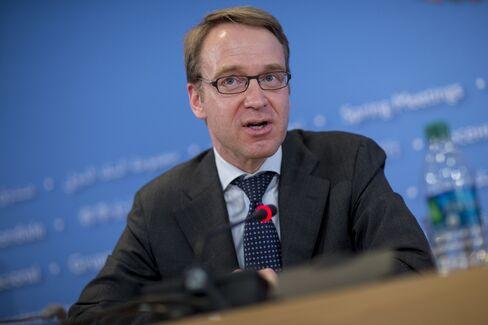 Bundesbank President Jens Weidmann