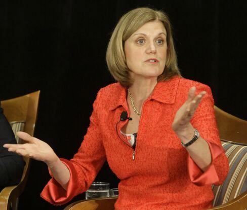 Cleveland Federal Reserve Bank President Sandra Pianalto