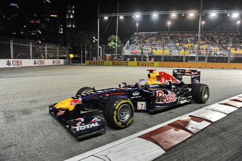 CVC Said to Consider Seeking Over $2 Billion in Formula One IPO