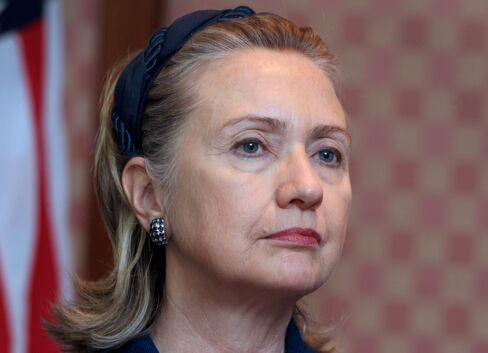 Hillary Clinton Says She Won't Run Again for Elective Office