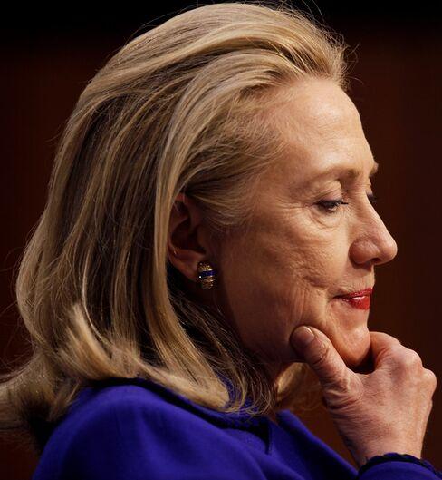 Clinton Seeks Repeal of Soviet-Era Trade Bar to Aid Farmers