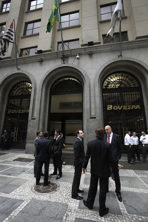 Scrapped IPOs Follow Worst Stock Rout in BRICs