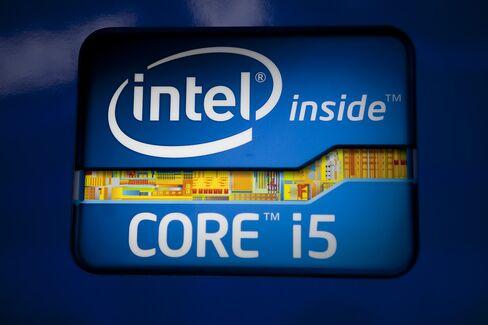 Intel Said to Lead $30 Million Funding of Education