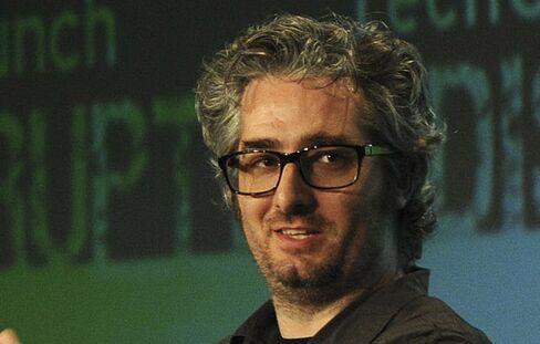 MakerBot CEO Bre Pettis