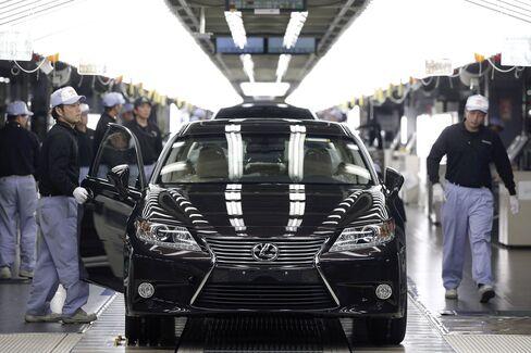 Toyota Employees