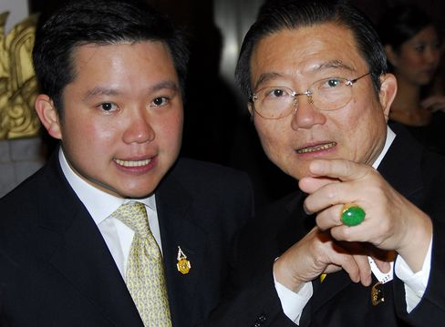 Thai Tycoons Top Dealmakers With Record Spending