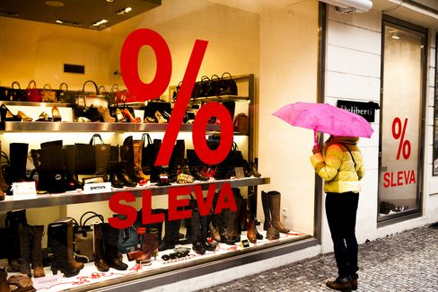 Czech Inflation Slows to Year-Low as Bank Mulls More Easing