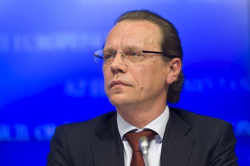 EU Tax Commissioner Algirdas Semeta