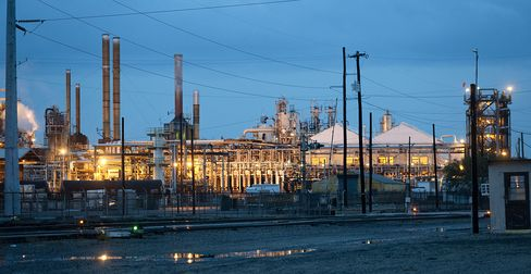 The HollyFrontier Corp. refinery