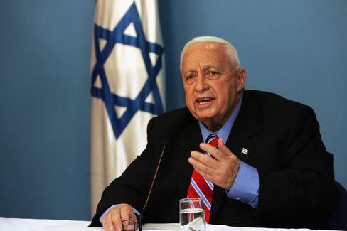 Ariel Sharon, Israeli General, Former Prime Minister