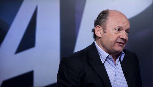 ICAP Plc CEO Michael Spencer