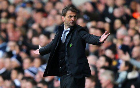 Tottenham Hotspur Coach Tim Sherwood