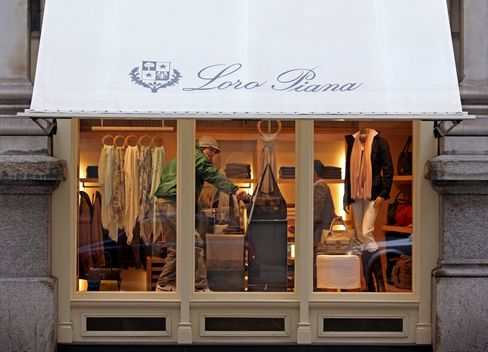 Loro Piana Brothers Become Billionaires Selling Cashmere to LVMH