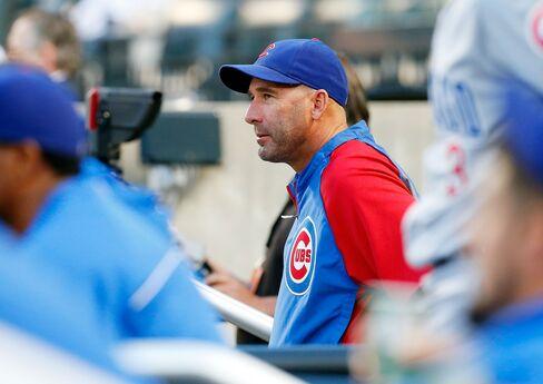 Former Cubs Manager Dale Sveum