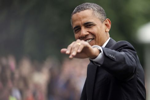 Obama Tops Romney in Pennsylvania, 2 Other States Tight in Poll