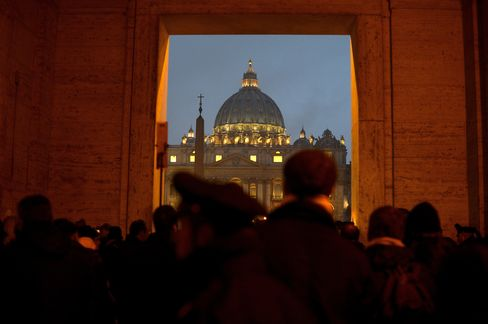 Next Pope Is Tasked With Revival After Scandals Blight Benedict