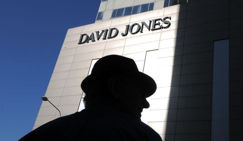 David Jones Faulted by Takeover Experts for Letting Shares Trade