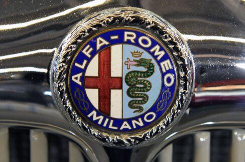 Fiat Said to Develop Successor to Alfa Romeo Duetto With Mazda