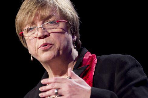 HSBC Bank USA Inc. CEO and President Irene Dorner