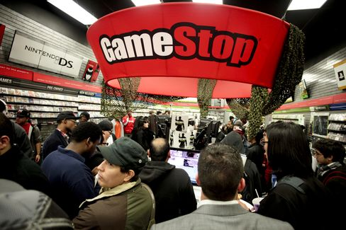 GameStop Future Seen in Private Equity as Shorts Climb
