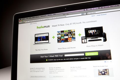 KKR, Silver Lake Said to Join Bidding for Hulu Online Video Site