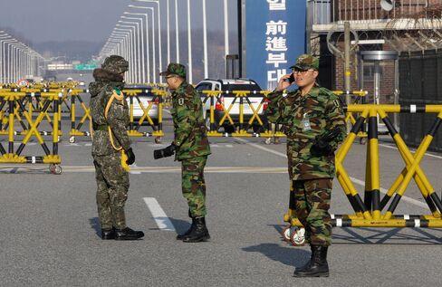 N. Korea Recalls Troops as South Tightens Cyber Security