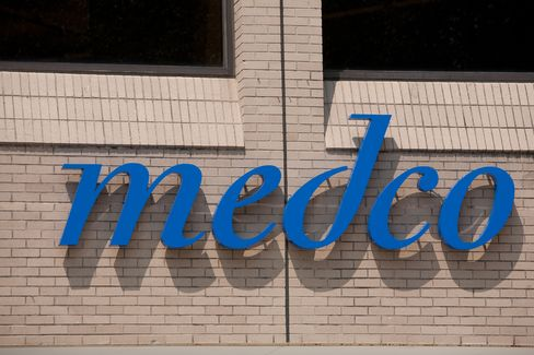 Medco Falls Most Since 2008 on Report About Deal