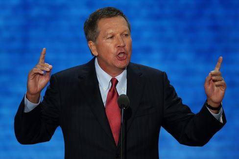 Ohio Governor John Kasich