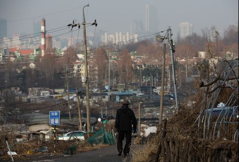 South Korea's Poisoned Chalice of Household Debt Restricts Park
