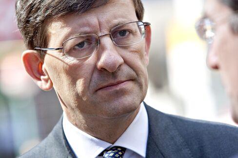 CEO of Vodafone Group Vittorio Colao