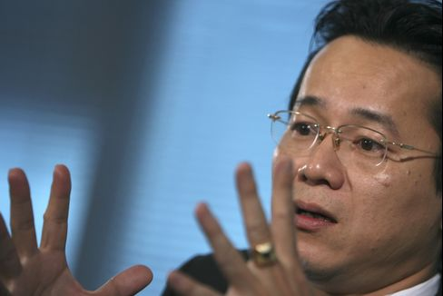 Asia Commercial Bank CEO Ly Xuan Hai