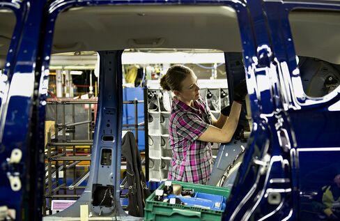 Chrysler U.S. Sales Beat Estimates
