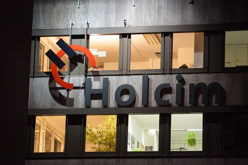 Holcim Ltd. Company Logo