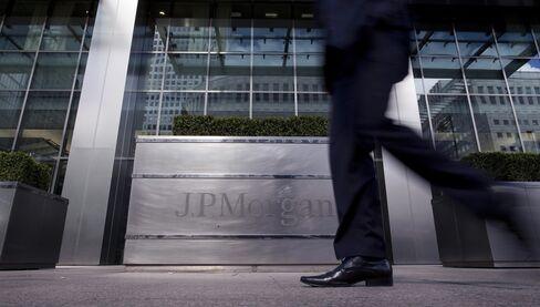 JPMorgan Said to Eliminate 20 London Investment-Banking Jobs