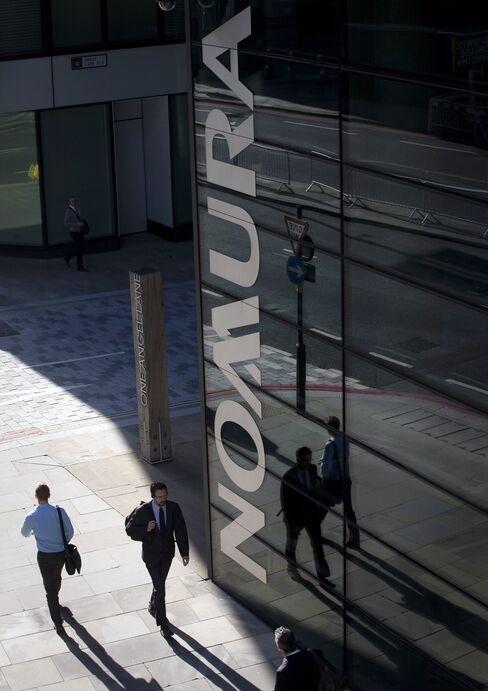 UBS Said to Hire Nomura's Vereker as Orcel Overhauls Swiss Bank