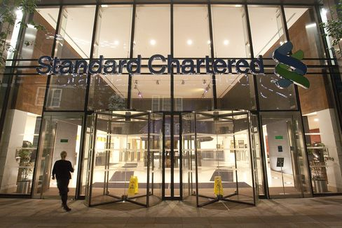 Standard Chartered Operating Profit Grows by Single Digits