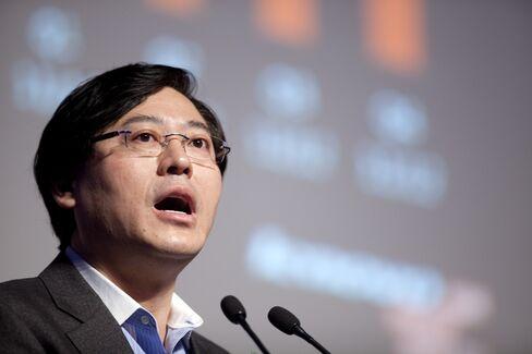 Lenovo CEO Yang Yuanqing
