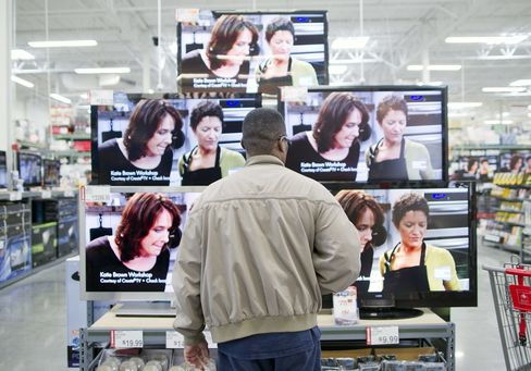 Consumer Spending in U.S. Probably Accelerated