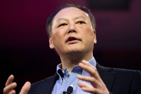 HTC Chief Executive Officer Peter Chou